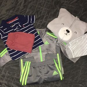 💙 3 outfits perfect for Cold weather (6 Month) 💙